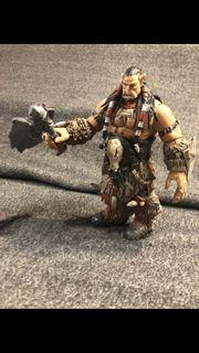 World of Warcraft Durotan Figur