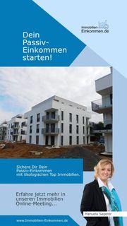 Passives Einkommen mit Wohnimmobilien