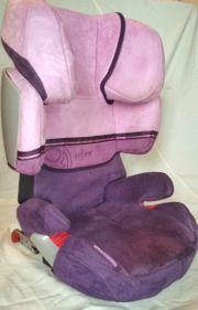 Kindersitz Cybex Solution X-Fix mit