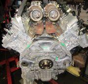 S63B44A Motor Baujahr 17 - komplett