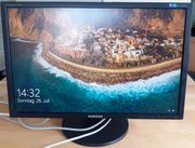 LCD Bildschirm 24 Samsung Sync