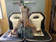Playmobil 3665 Felsenturm 3840 Drache