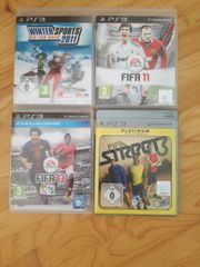 Divese PS3 Spiele
