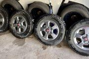 Fiat Ducato Alu Kompletträder Winter