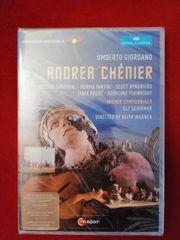 Andrea Chenier - Bregenzer Festspiele - DVD