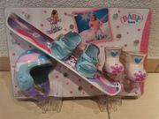 Baby born Original verpacktes Snowboard -