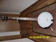 Fender 5-String Open Back Banjo
