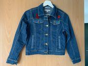 Esprit Jeans-Jacke Mädchen 140 146