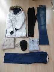 8-teilig Bekleidungspaket mit Accessoires für