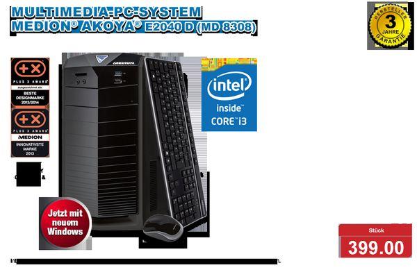 Medion PC E2050D MD8334 Core