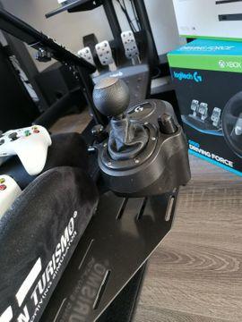 Xbox One - Simracing Simulator KOMPLETTSET G920 Playseat