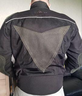 Motorradbekleidung Herren - Roleff Motorradjacke Größe S