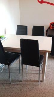ausziehbarer Tisch zu verschnken