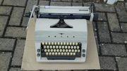 Schreibmaschine Adler record mechanisch