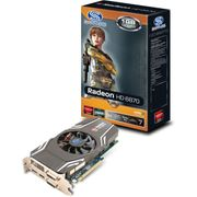 AMD Sapphir Radeon 6870 Graphikarte