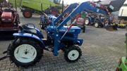 Iseki TX1510 4WD Kleintraktor Schlepper