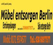 Sofort Möbel Berlin entsorgen