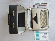 Reiseschreibmaschine Triumph gabriele 30