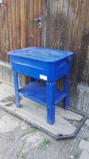 Teilewaschanlage Waschbox