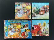 Ravensburger Puzzle Bob s Baumeister