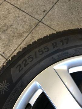Winter 195 - 295 - Audi A6 Aluwinterkompletträder 225 55