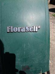 FloraSelf Häcksler