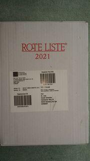 Rote Liste 2021