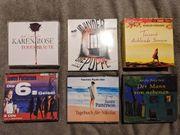 Diverse Hörbucher und Lesungen