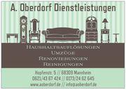 Hausmeistertätigkeiten in Mannheim
