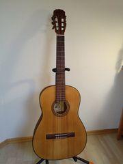 Akustik Gitarre Oscar Teller 1974