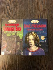 2 Bücher Grusel Co