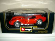 Burago Modellauto 1 18 Ferrari