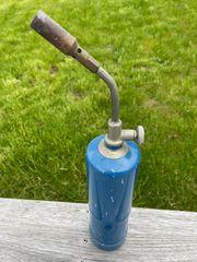 Rohrlöter wiederbefüllbare Einhandflasche 0 34