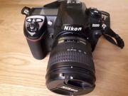 Nikon D200 Objektive 18-70mm 50mm