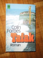 Buch Roman Colin Forbes Tafak