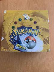 Pokemon Display 1999 ovp