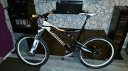 Cannondale Rush Carbon Mountainbike Rahmengröße