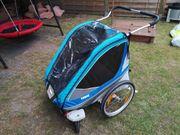Fahrrad-2er-Kinderanhänger THULE Corsaire 2 Inklusive
