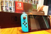 Nintendo Switch Konsole Game