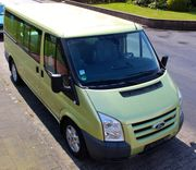 FORD TRANSIT ALS WOHNMOBIL
