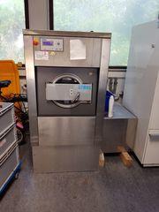 Stahl Waschschleudermaschine ATOLL 140E