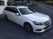 Mercedes E200 CDI T AHK