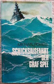 Buch Schicksalsfahrt der Graf Spee