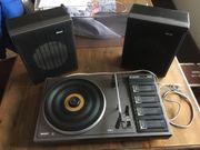 Plattenspieler Philips Stereo 400