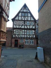 DHH in Büdingen linke Seite