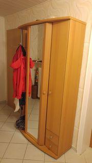 Die Möbel Flur Garderobe