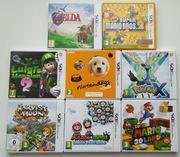 Nintendo 3DS Spiele auch einzeln