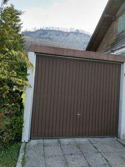 Garage zu verkaufen