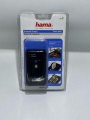 Hama Universal-Ladegerät für Li-Ion-Akkus und