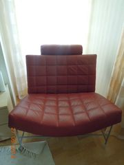 1 sehr bequemer Designer-Relax-Sessel